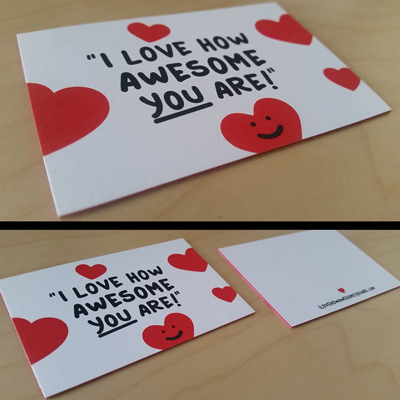 Awesome Cards Cathey Armillas Simple Love Awsome